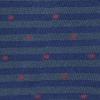 Calza Corta Modern Stripe
