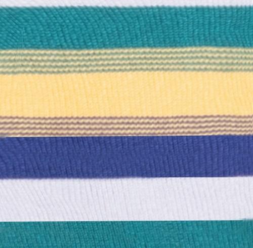 Calza Lunga Tone Stripes
