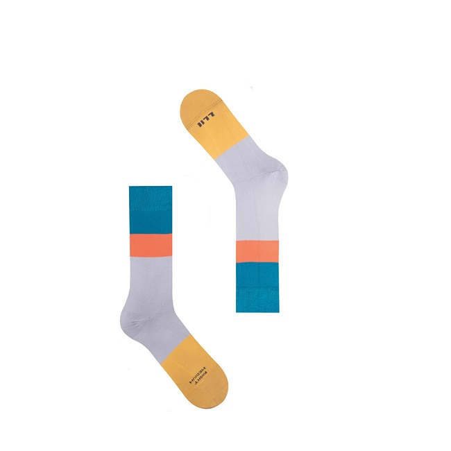 Super Blocks Sock