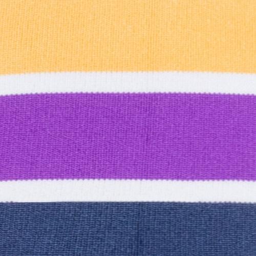 Calza Lunga Multi Stripes