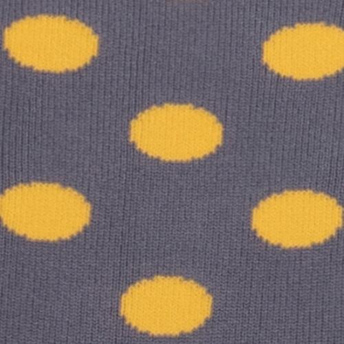 Unicolor & Dots Sock