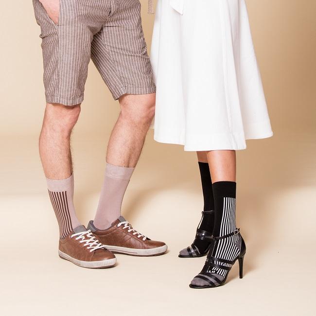 Side Ribs Socks
