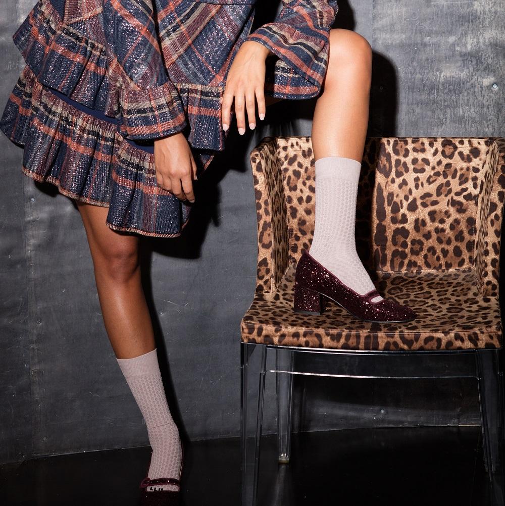 Fine Couture Sock