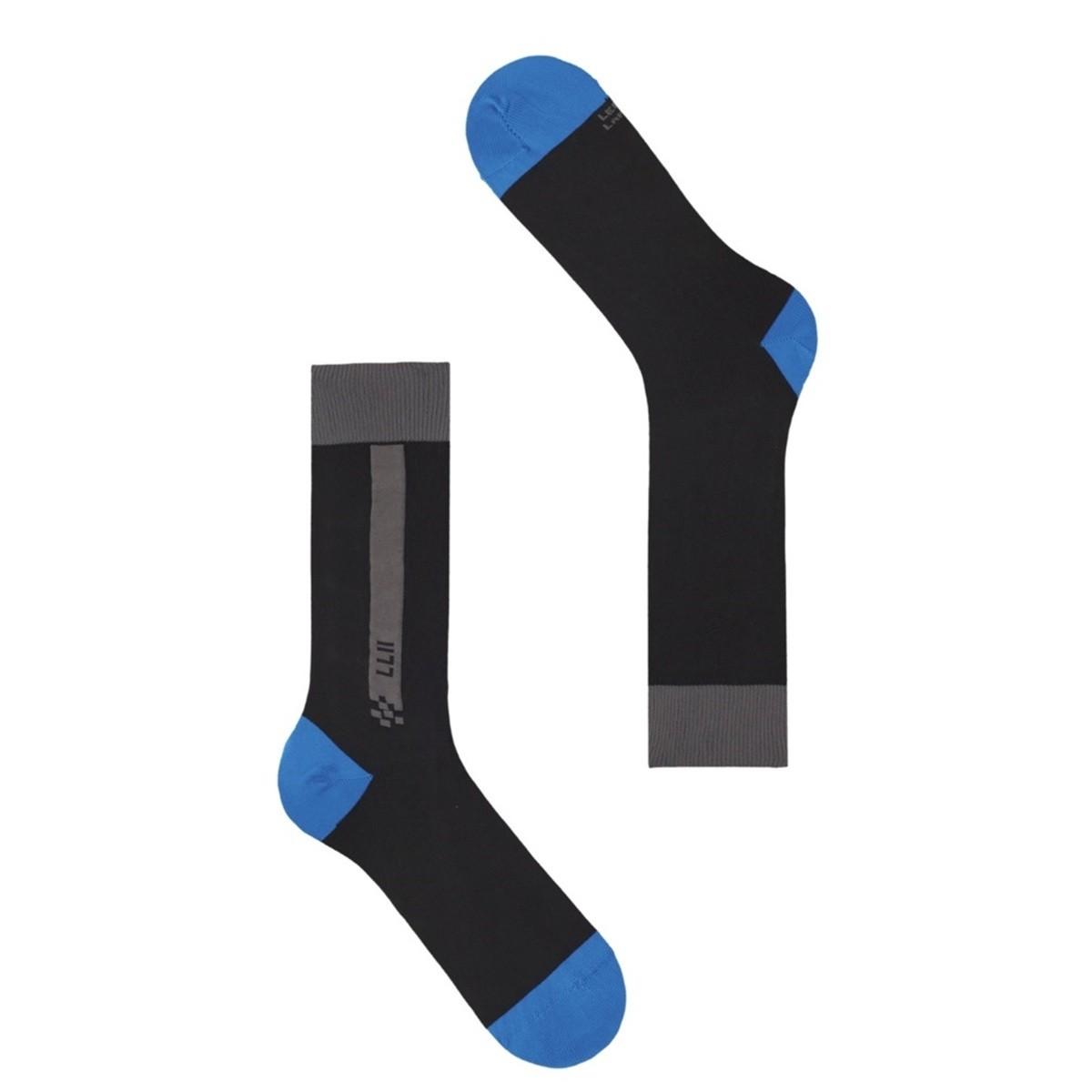 Side Blocks Socks