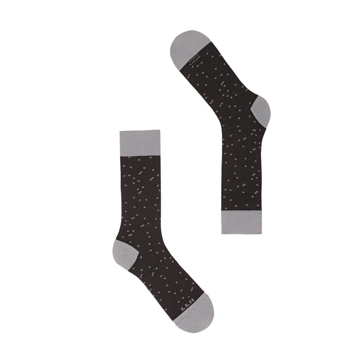 Pixel Falls Socks