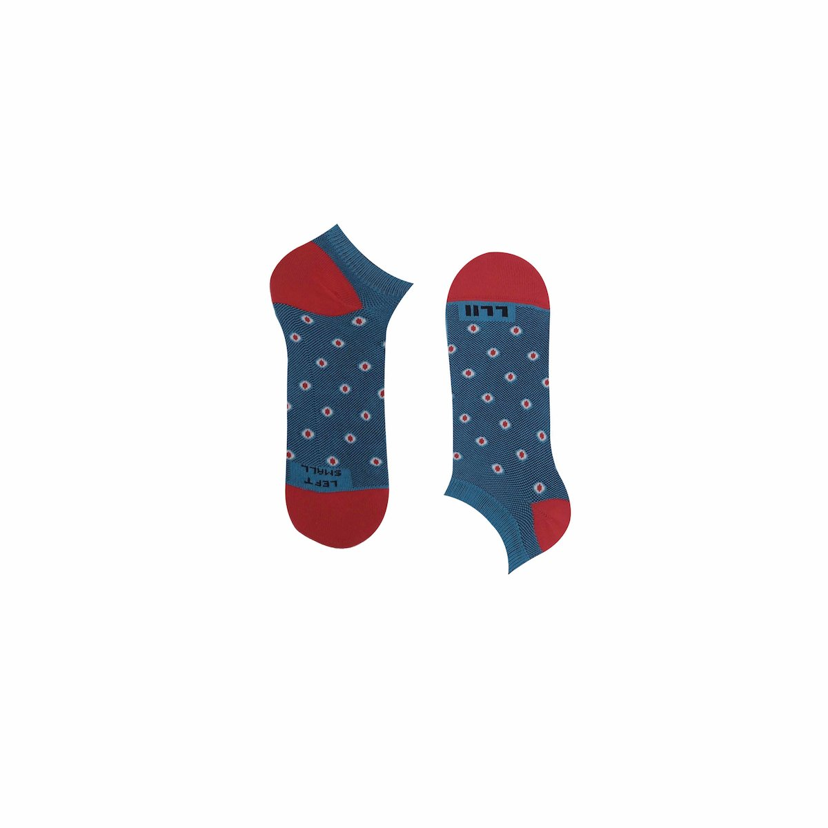 Double Dot Socks