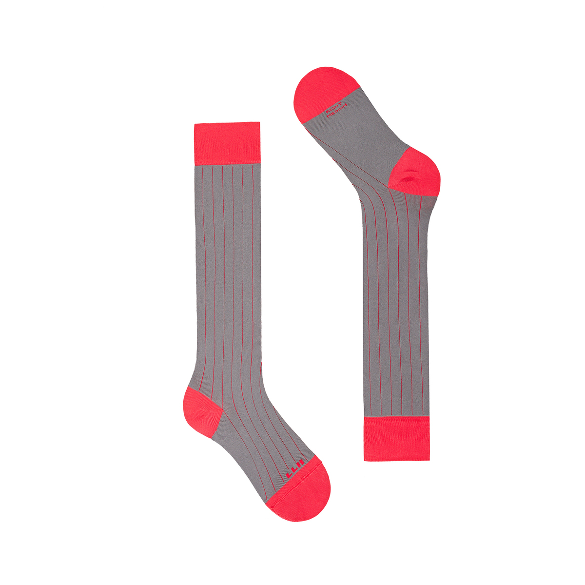 Pinstripes Pop Knee High